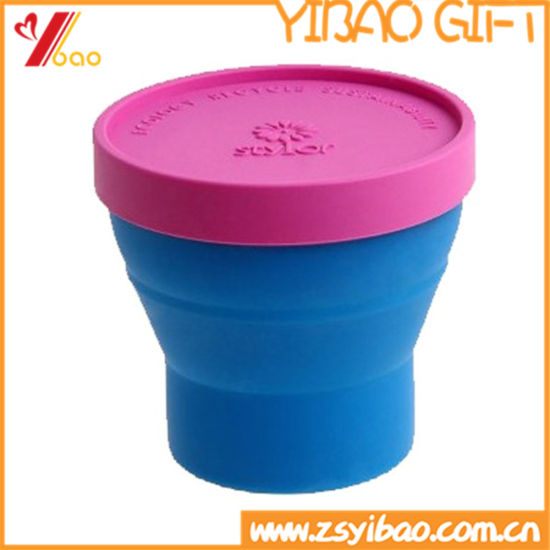 Eco-Friendly Silicone Cup Lid or Silicone Cup Cover pictures & photos