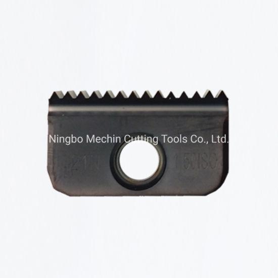 ISO Thread Milling Insert/Solid Carbide Thread Insert