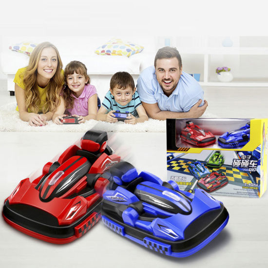 2.4G Racing Bumper Car Mini Remote Control Racing Car Toys (10298060) pictures & photos