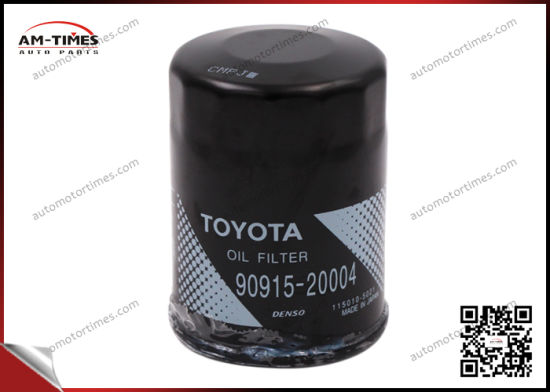 Auto Spare Parts Car Oil Filter OEM 90915-Yzzd4 90915-20004 for Japanese Cars