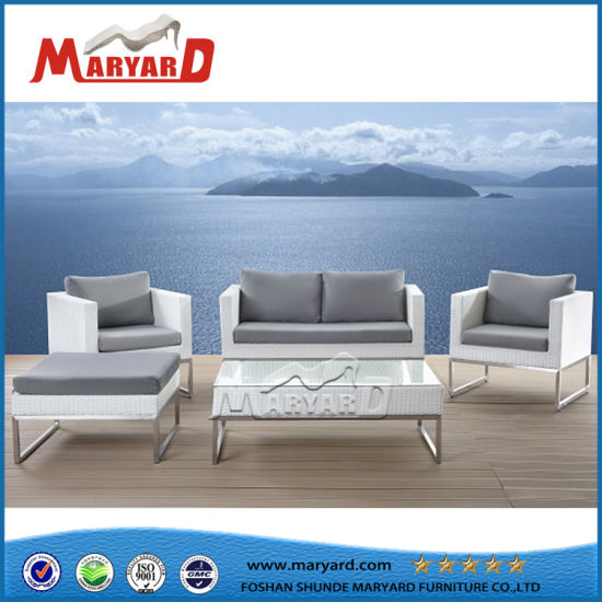 Phenomenal Outdoor Used Rattan Sectional Sofa For Sale Machost Co Dining Chair Design Ideas Machostcouk