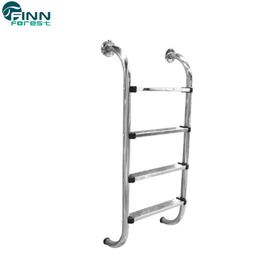 Durable 2/3/4/5 Steps Stainless Steel Swimming Pool Ladder
