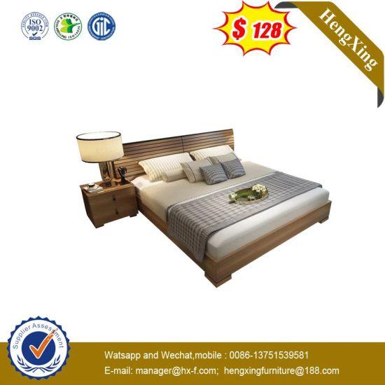 Durable School Kids Bunk Bed MDF MFC Wooden Children Furniture UL-9L146