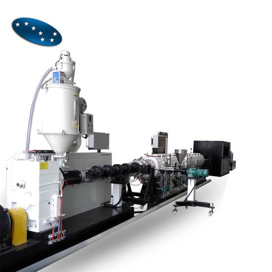 Single Screw Plastic PE/PPR Pipe Machine