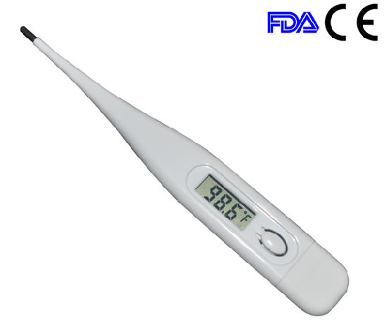 Fast Read Electronic Digital Thermometer for Medical