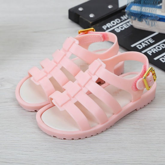 8f8247cd2ad1 China Baby Roman Shoes Jelly Baby Sandals - China Jelly Shoes ...
