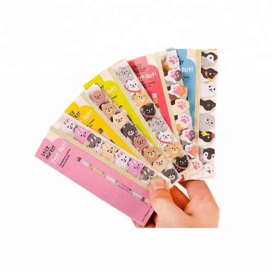 Wholesales Tear-off Sticky Memo Pad Sticky Note Guangdong