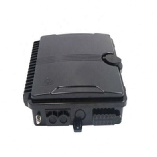 Wholesale Price FTTH Waterproof IP66 Outdoor 8/16 Core Fiber Optic PLC Splitter Distribution CTO Box