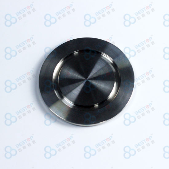 China ISO Vacuum Blank Flanges Components Pipe Fitting - China Blank