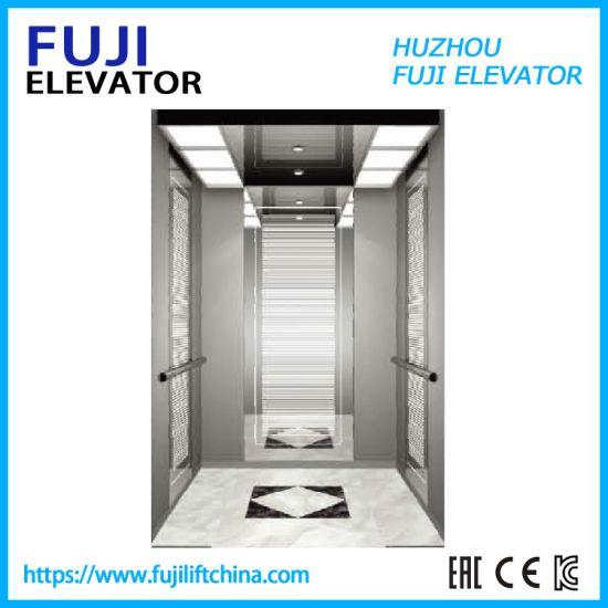 FUJI 800kg Vvvf Monarch Hotel Passenger Elevator Residential Building Elevator