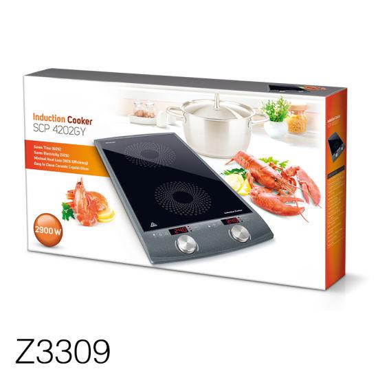 Z3309 Factory Custom Logo with EVA Insert Paper Home Appliance Packaging Box