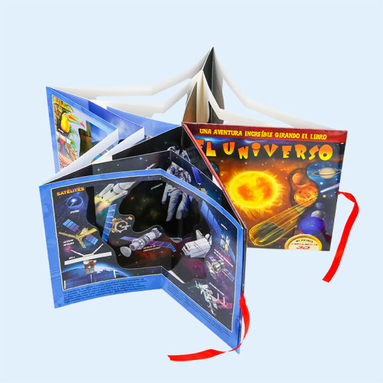 Children Puzzle Book, Pop-up Book, 3D Post Card, Greeting Card  Printing Service pictures & photos