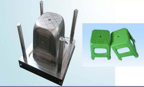 Plastic Table Stool and Furniture Injection Mould