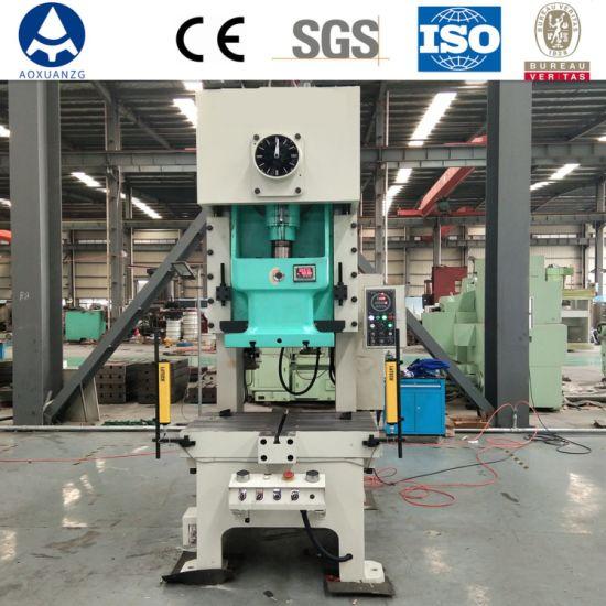 China Manufacture 45ton Pneumatic Punching Stamping Power Press Machine for Metal Sheet