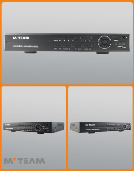 Hot Sale Mvteam H. 264 8CH 1080P Ahd Hybrid DVR with P2p Function pictures & photos