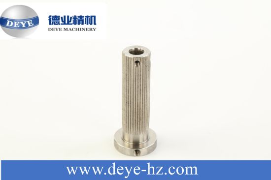 Stainless Steel High Precision Machining Parts for Automatic Packing Machine