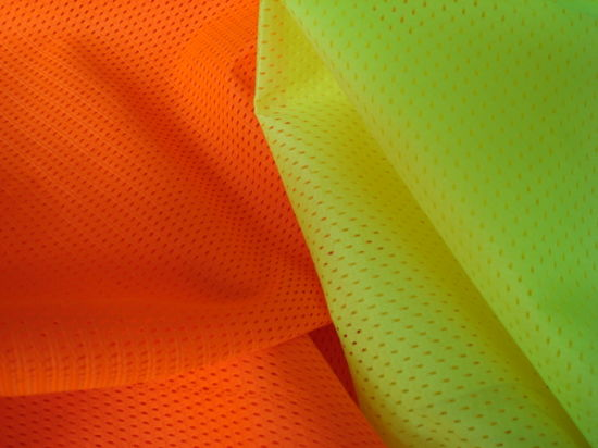Tricot High Visibility Knit Protective Fabric pictures & photos