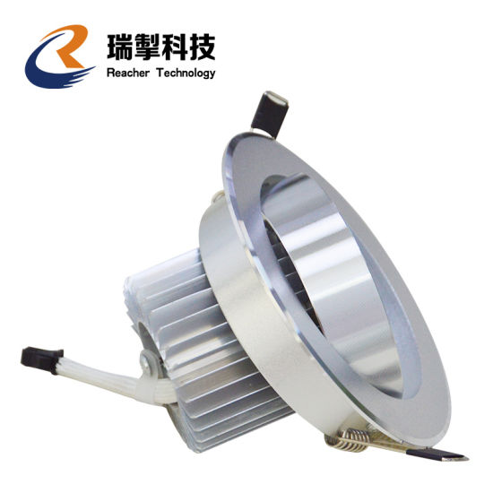 Dimmable 6W Downlight LED Ceiling Surface Mounted Recessed COB LED Downlight