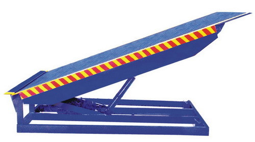 Stationary Dock Ramp, Container Dock Ramp