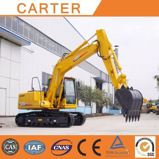 CT150-8c (15t&0.55m3 bucket) Hydraulic Crawler Excavator pictures & photos