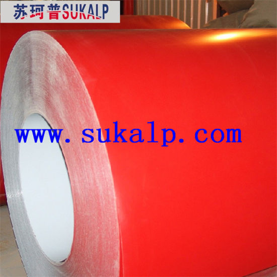 High Quality Color Coated Galvanized Steel Coil pictures & photos