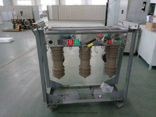 Zw32-12 Outdoor Vacuum Circuit Breaker with ISO9001-2000 pictures & photos
