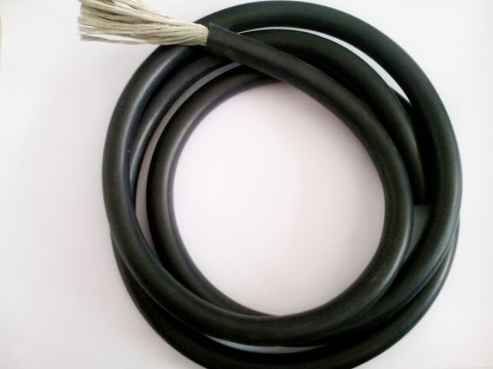 Large Square Silicone Rubber Insulated Cable pictures & photos