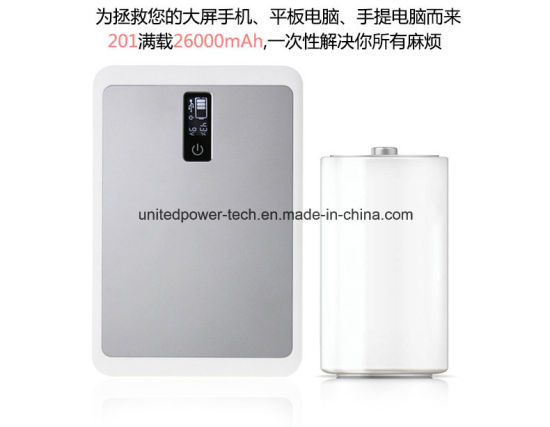 26000mAh Power Bank for Notebook pictures & photos