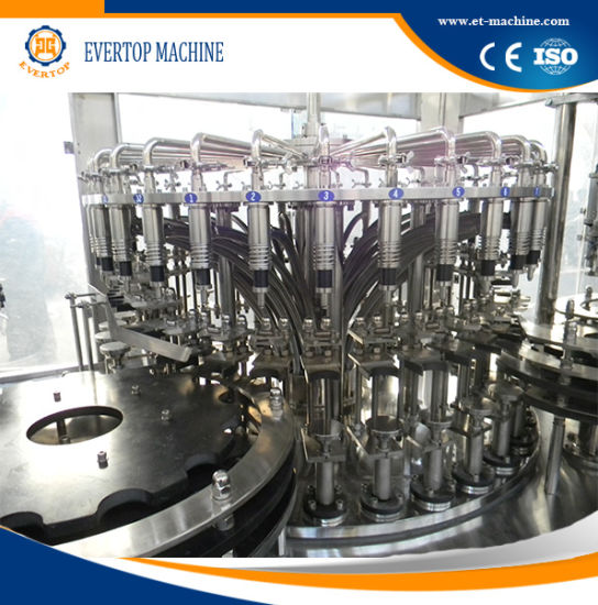 Automatic Beer Filling Equipment Beer Bottling Machine pictures & photos