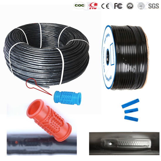 Wholesale Drip Tape Inner Flat Emitter and Embedded Cylindrical Drip Pipe
