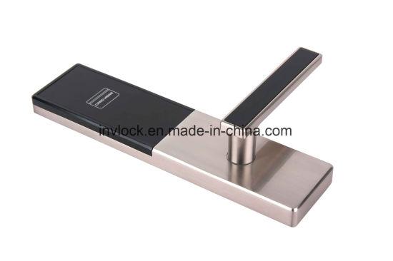 Swipe Key Card Door Lock Hotel Sale Intelligent Digital RFID Door Lock  sc 1 st  Shaoguan Innovate Technology Equipment Co. Ltd. & China Swipe Key Card Door Lock Hotel Sale Intelligent Digital ...
