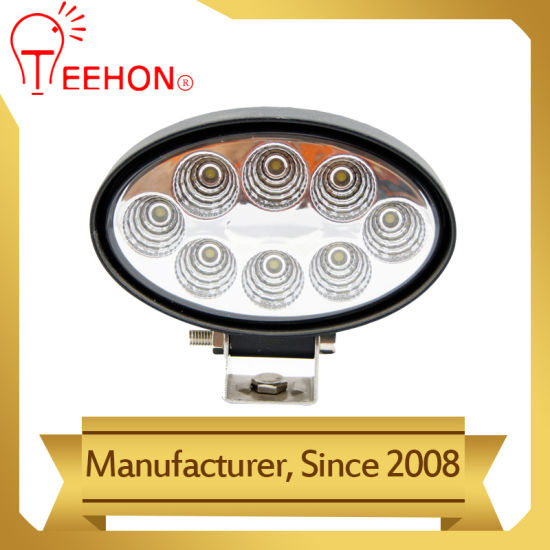 Sales LED Light 24W Offroad LED Work Light with EMC