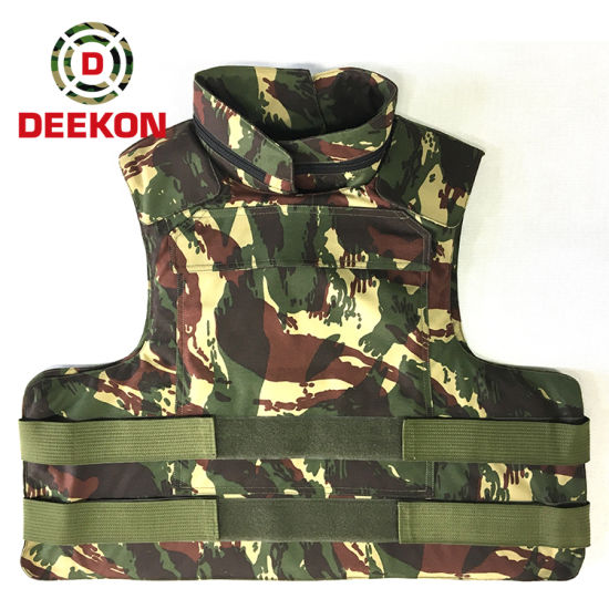 Cheap Swat Police Custom Camo Molle Army Anti Bullet Proof Combat Military Tactical Bulletproof Vest for Sale