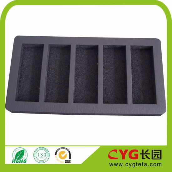 ESD Packing Closed Cell IXPE Foam/Conductive Irradiated Crosslinked Polyethylene Foam pictures & photos