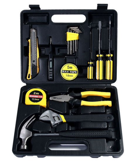 Hand Tool Kit, Portable Tool Kit, Combination Tool Set, Hand Repair Tool Set pictures & photos