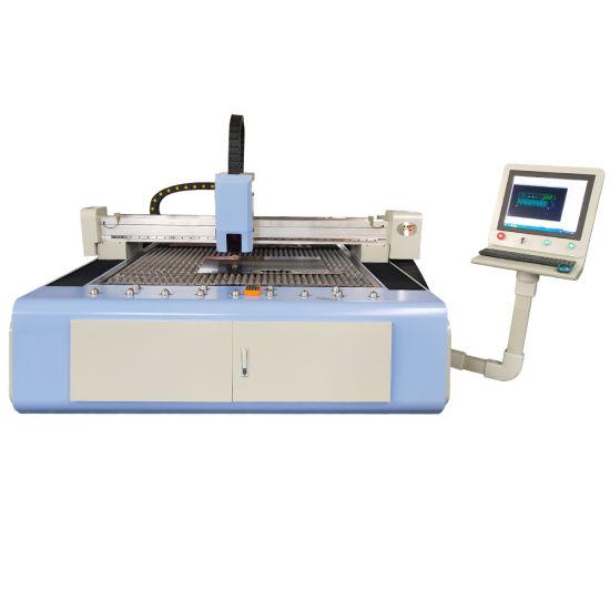 High Power Metallic Sheet Processing CNC Fiber Laser Cutting Machine