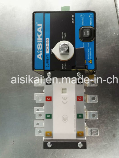 Aisikai 40A Auto Generator Transfer Switch with Copper