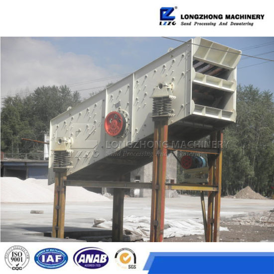 High Frequency Circular Vibrating Screen for Mining