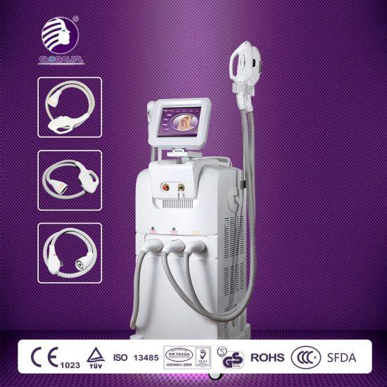 Hair Removal Machine / Shr IPL Laser Beauty Equipment