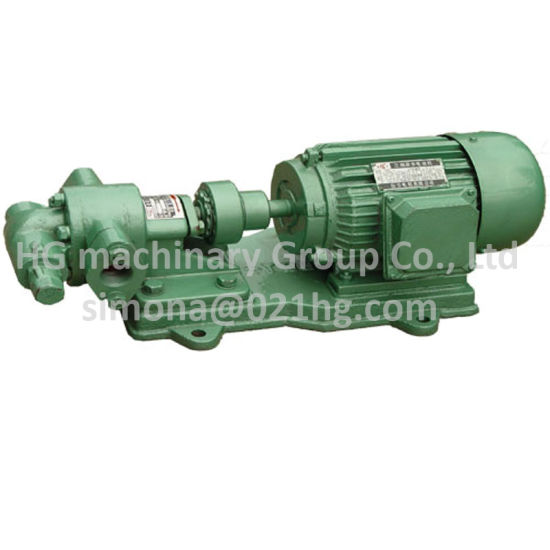 KCB Electric Hydraulic Gear Oil Pump Transfer Lube Oil, Crude Oil pictures & photos