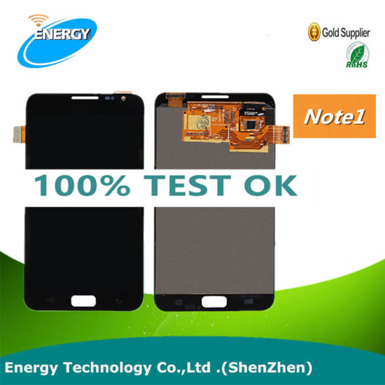 N7000 LCD Touch Screen for Samsung Galaxy Note1, for Samsung Note1 LCD for Samsung Note LCD