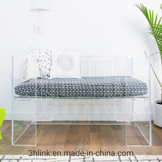 China Morden Acrylic Baby Crib Nursery