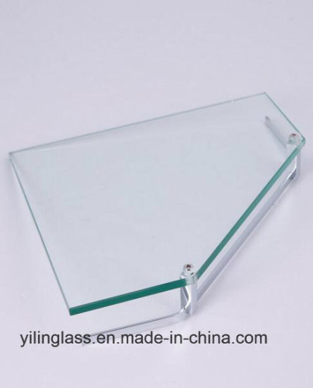Tempered Wall Corner Glass pictures & photos