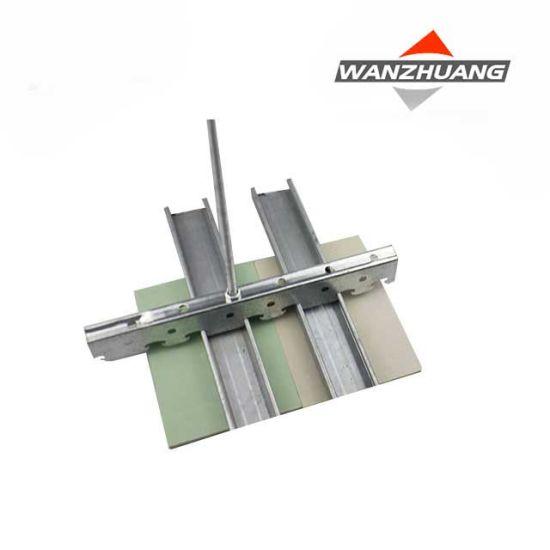 Galvanized Ceiling Light Steel Keel China Light Steel Frame C Stud Made In China Com