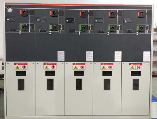 Low-Voltage Ggd, Gcs, Gck, Mns, Electric Equipment Ring Mainunit Power Distribution, Control and Compensation Switchgear