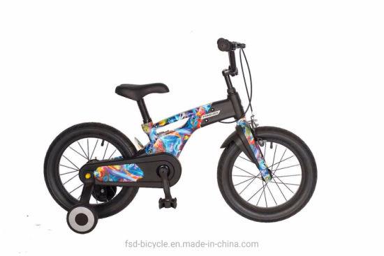"New Design 16"" Synthetic Fiber Frame Kids Bike Children Bicycle OEM"