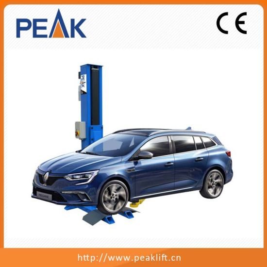 Single Column Design Hydraulic Car Lift with 2500kgs (SL-2500) pictures & photos