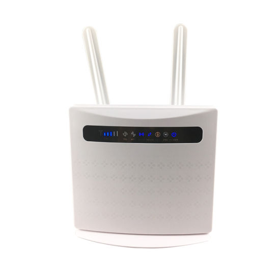 4G WiFi Wireless Router with SIM Card Support WiFi and Voice Call pictures & photos