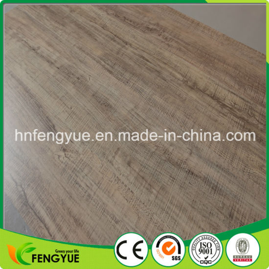 China Uv Coating Discontinued Stick Pvc Vinyl Floor Tile Price