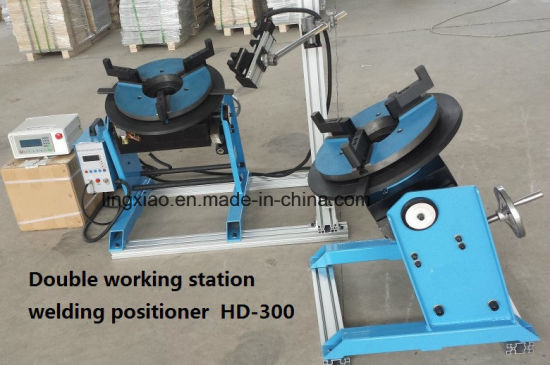Ce Certified Welding Rotatory Table HD-300 pictures & photos